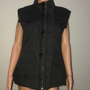 Men's APT.9  Black vest